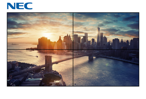 "Video Wall 2 x 2 (46"", 500 cd/m2, 5,6 mm)"